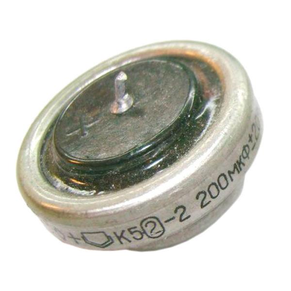 К 52-2С чёрная крышка Маленького размера