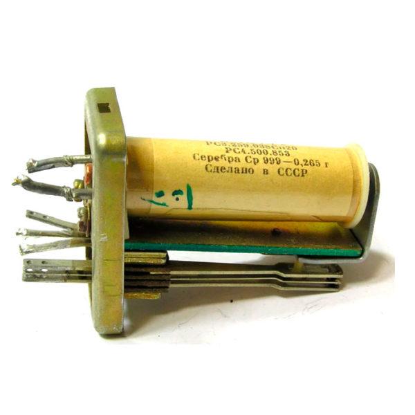 РКМ-1 с ПЛИ 10