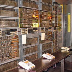 Автоматические Телефонные Станции координатные (АТСК)