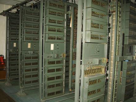 Автоматические Телефонные Станции ДШАТС