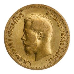 ЗОЛОТО 900 проба (монеты и т.д) на лом
