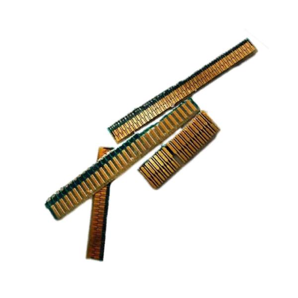 Ламель белая, палладированная (стального цвета) от отечественной электроники