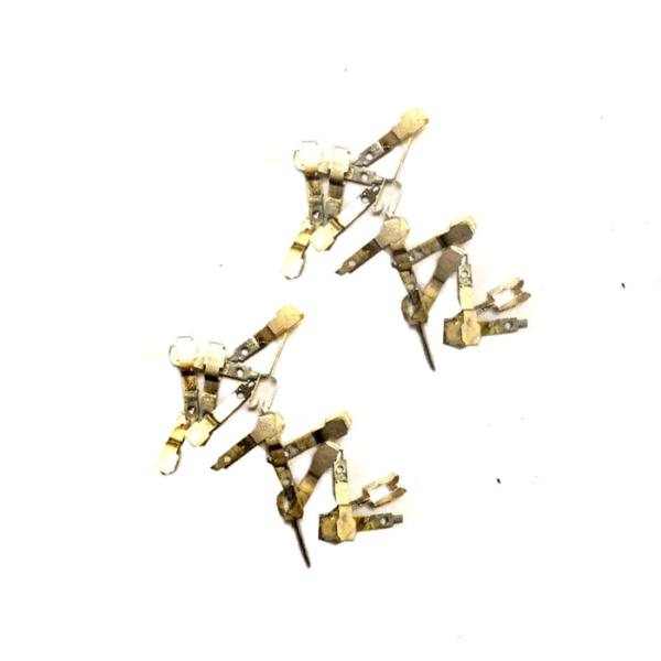 Лигатура с РП-3 вилка (белая)