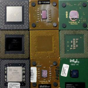 Процессор пластмассовый Большой размер
