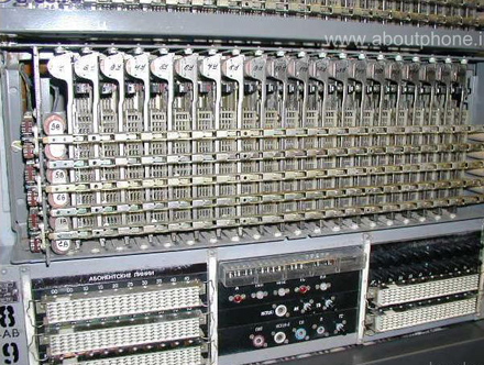 Автоматические Телефонные Станции САТС